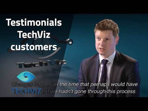 Testimonials - TechViz 3D VR software for Virtual Prototyping