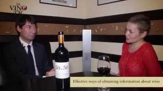 Мануэле Верделли (винодельня Капаннелле) об эффективных способах получения информации о вине