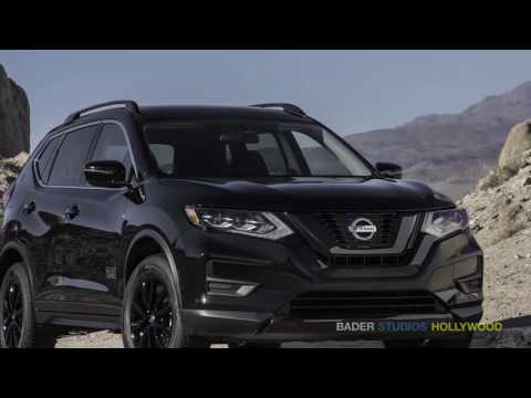 NISSAN ROGUE ONE STAR WARS LIMITED EDITION AT THE LA AUTO SHOW!