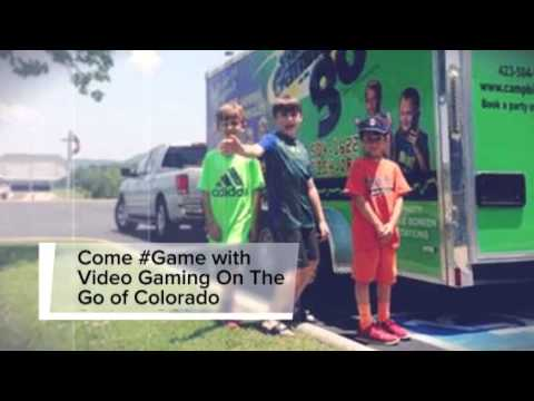 Come #game with Video Gaming On The Go of Colorado Springs!