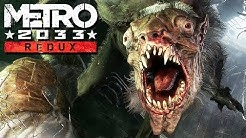 Metro 2033 Redux Gameplay German #01 - Das verstrahlte Russland