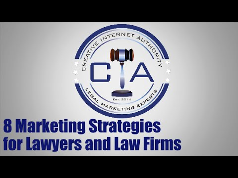 8 Marketing Strategies Lawyers and Law Firms Can Use to Attract More Clients
