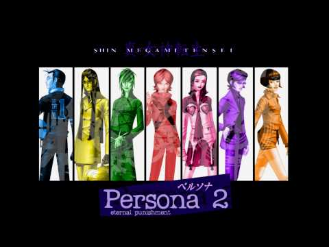 [PS1] Persona 2 Eternal Punishment - Battle Theme (Extended)