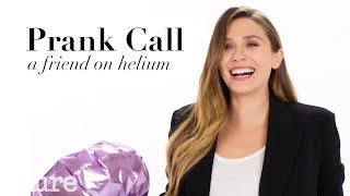 Elizabeth Olsen Tries 9 Things She's Never Done Before | Allure