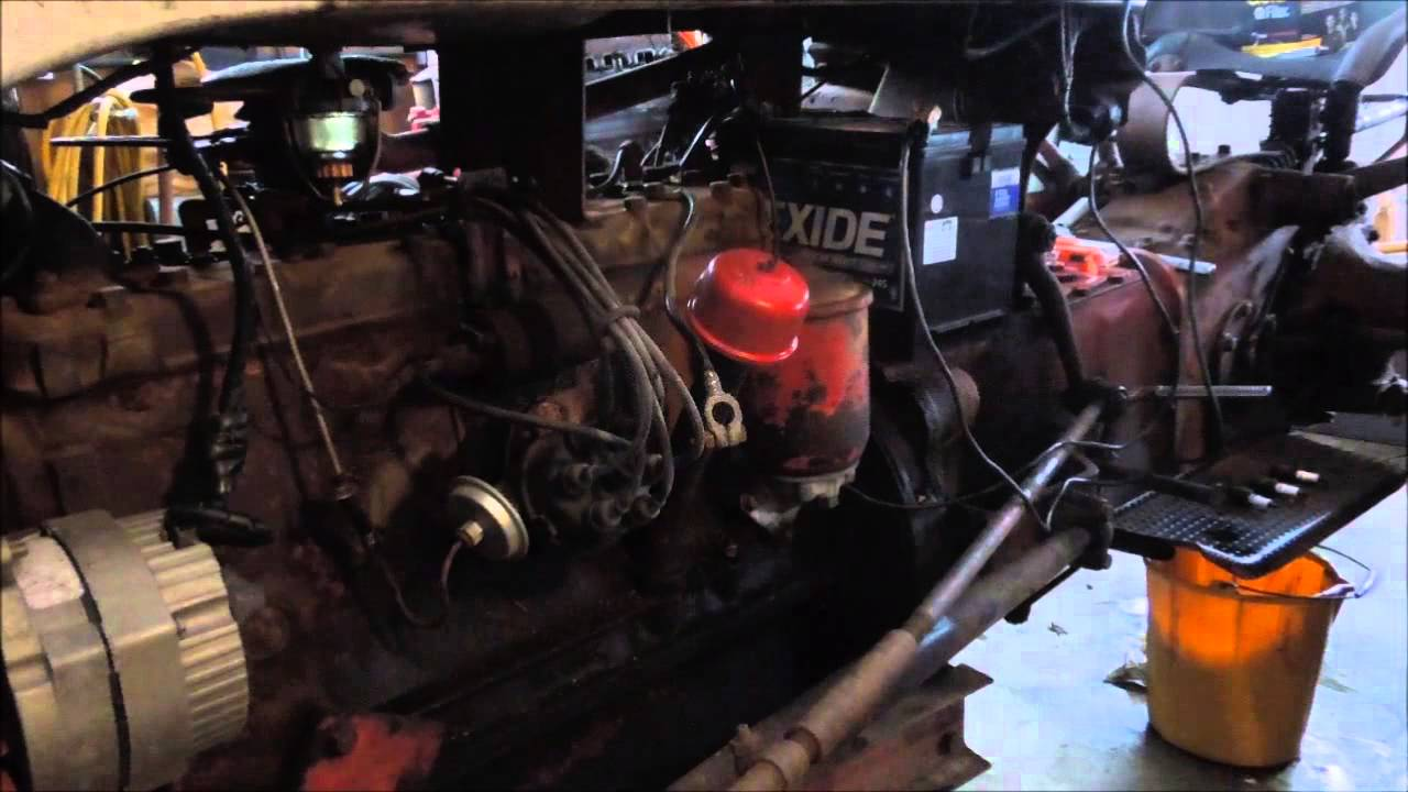 8n fall tune up part 2 changing the spark plugs youtube Ford 8N Distributor 8n fall tune up part 2 changing the spark plugs