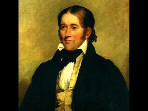 Wellingtons - The Ballad Of Davy Crockett