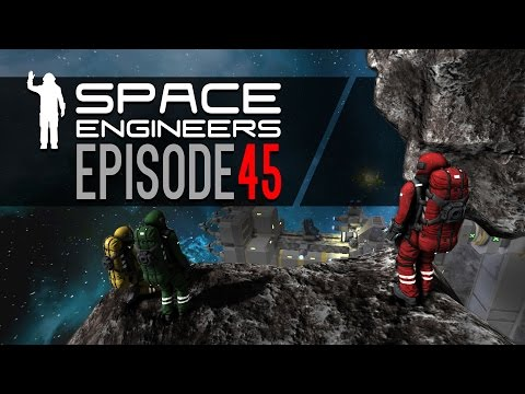 Space Engineers | Episode 45: Taking Shape thumbnail
