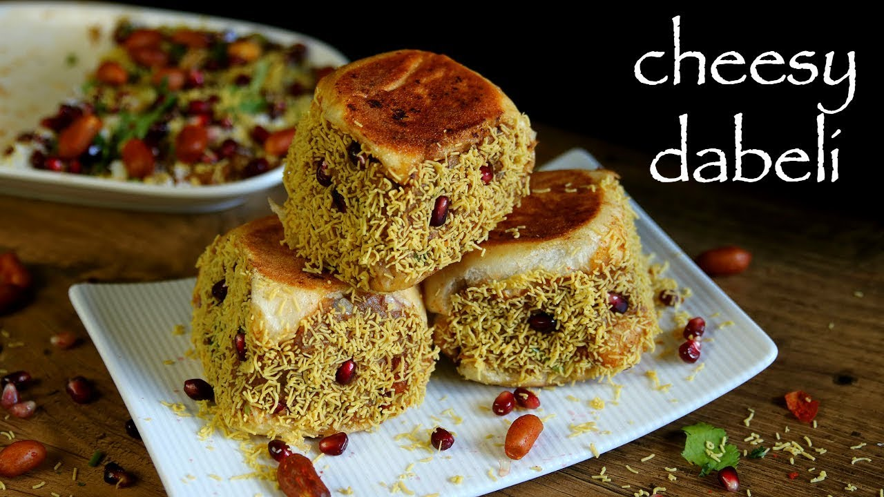 Dabeli Recipe By Hebbars Kitchen