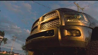 Truck owner tracks down wannabe thief