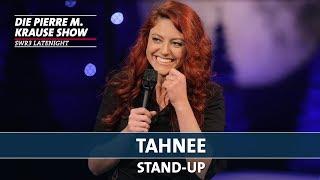 Lesbischer Stand-up mit Tahnee
