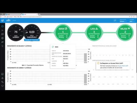 Webinar Demostración en Vivo UniFi - Configuración Paso a Paso - Parte 1