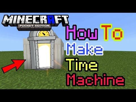 how to make a time machine