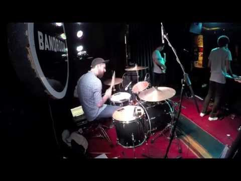 Olympic Ayres - Magic (Live Drums)