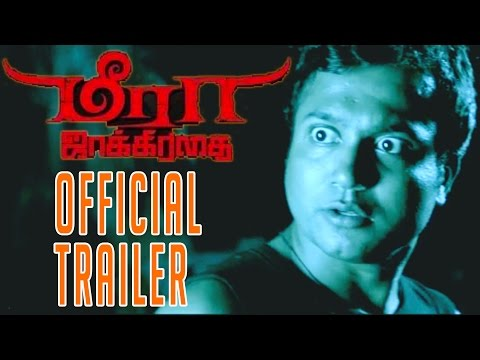 Meera Jaakirathai Tamil Movie | Official Trailer | Bobby Simha, Monisha | Trend Music