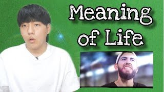 Korean guy, Reacts to 'The meaning of Life' | Muslim spoken word