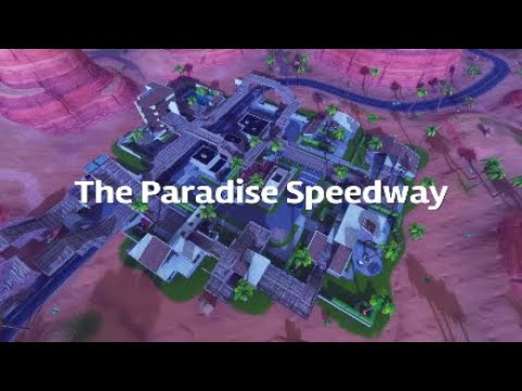 The Paradise Speedway
