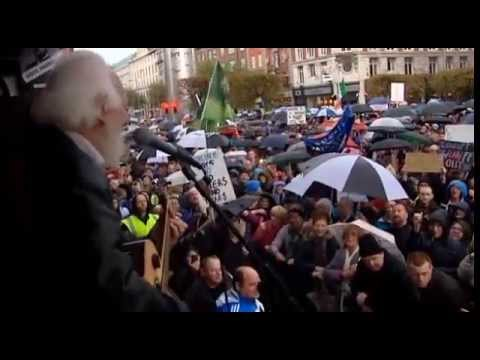 Water Charges Ireland on the March
