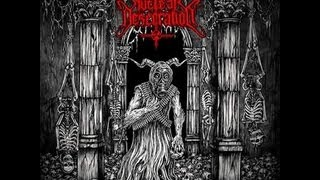 Nuclear Desecration - Desecrated Temple Of Impurity (Full Album)