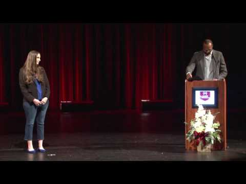 Pierce College Puyallup Students Awards Ceremony June 9, 2016