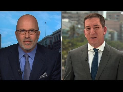 Greenwald: Stop Defending The CIA Simply Because You Hate Trump