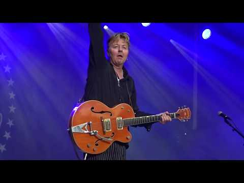 Brian Setzer - Instrumental Blue Moon of Kentucky