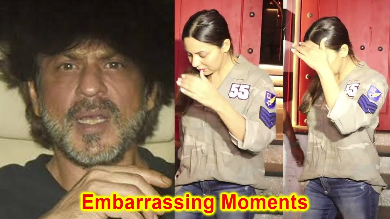 Download Shahrukh Khan and Gauri Khan Embarrassed and Hiding From Media After Aryan Khan Drug Court Hearing