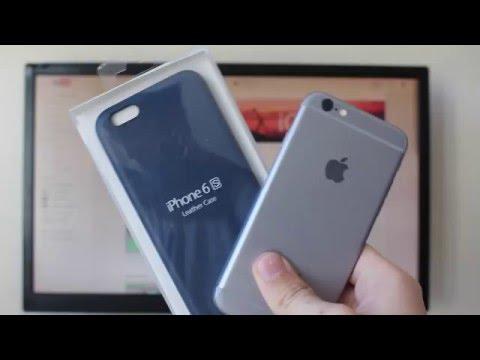 ℹ️ Unboxing - fake Apple kožený obal