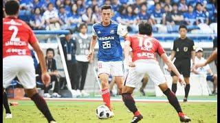 Sun,Sep 16,2018 Nissan Stadium 2018 MEIJI YASUDA J1 League 26th Sec...