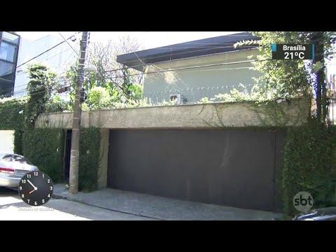 Dois homens são presos em flagrante tentando invadir casa em SP | SBT Brasil (13/04/18)