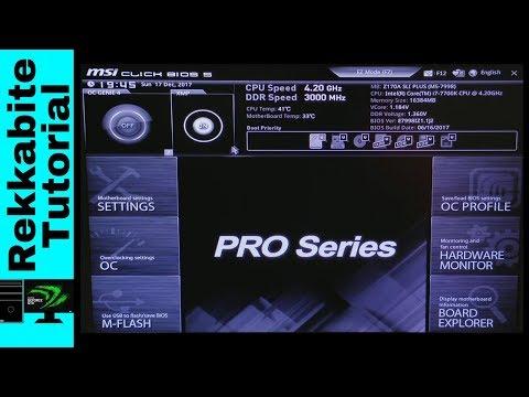 Drivers Update: MSI 760GM-P21 (FX) AutoBoot