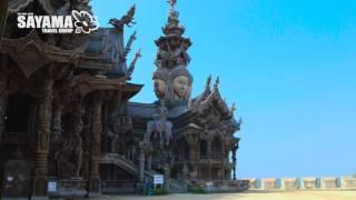 Храмы Паттайи. Храм Истины(Среди многочисленных достопримечательностей Паттайи этот фантастический храм занимает особое место...., 2015-10-05T13:11:31.000Z)