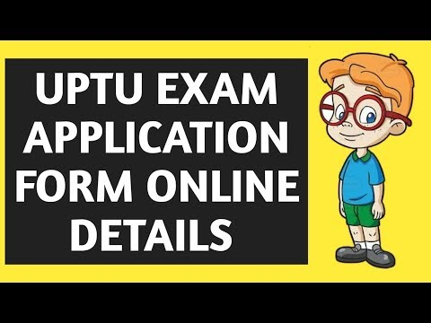 UPTU 2019 Application Form Online Details | Application Fees | Date | Eligibility Criteria Mp3