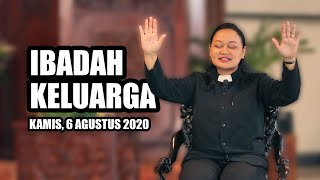 Ibadah Keluarga - 23 Juli 2020 | GKJW Jemaat Manukan Surabaya