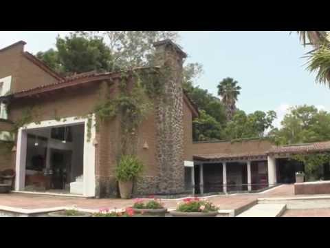 Tour Multi Million Dollar Mountain Estate For Sale in Tepoztlan, Mexico