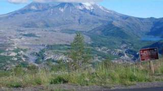 Mt St Helens Eruption Explosion