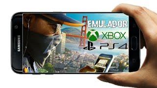 M4VN TUTORIAIS : SAIU!!! Emulador De Xbox One/Ps4 Para Android