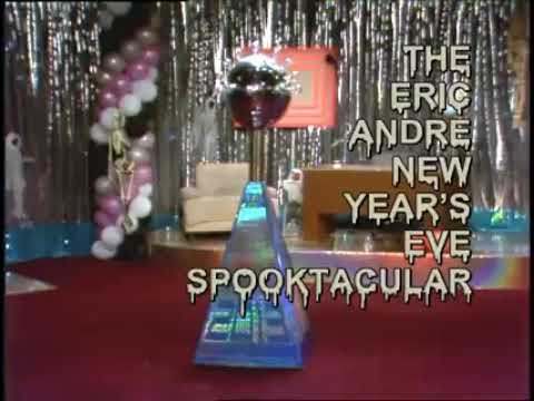 The Eric Andre show new year's spooktacular