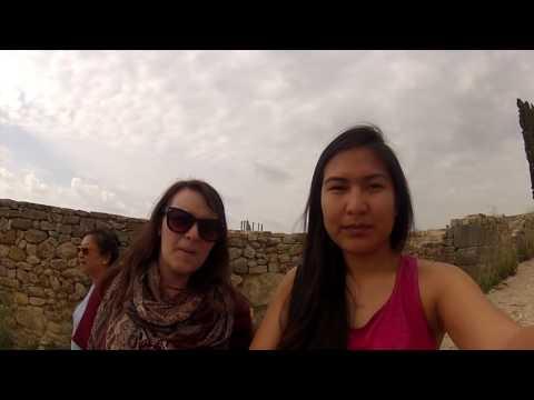 Casablanca to Fes, Morocco Part 1 - May 2016 Trip #2