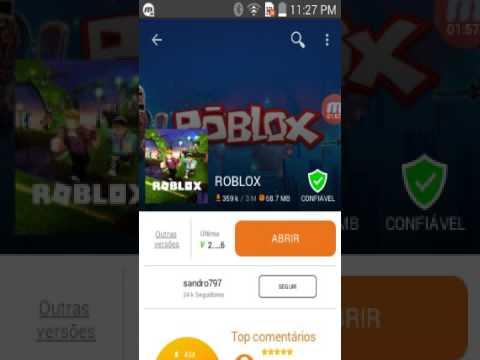 como-baixar-roblox-no-celular