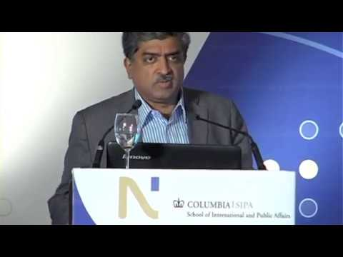 Aadhaar and its Role in Inclusive Growth: Nandan Nilekani, Chairman, UIDAI