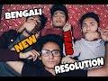 Bengali New Year Resolution