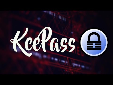 KeePass Tutorial 2017