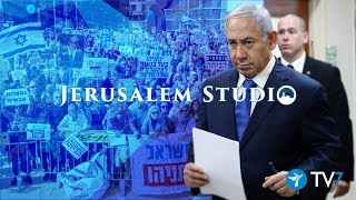 Israel, call for early elections - Jerusalem Studio 388