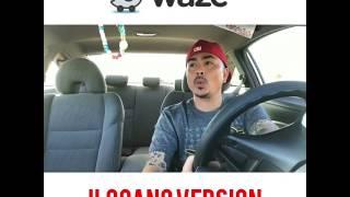 Waze Ilocano Version