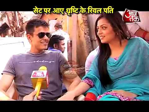 Drashti Dhami's Husband in Pardes