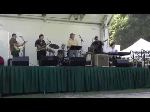 THE BLUESMEN- Monterey Hills Jazz/Blues Festival 2011