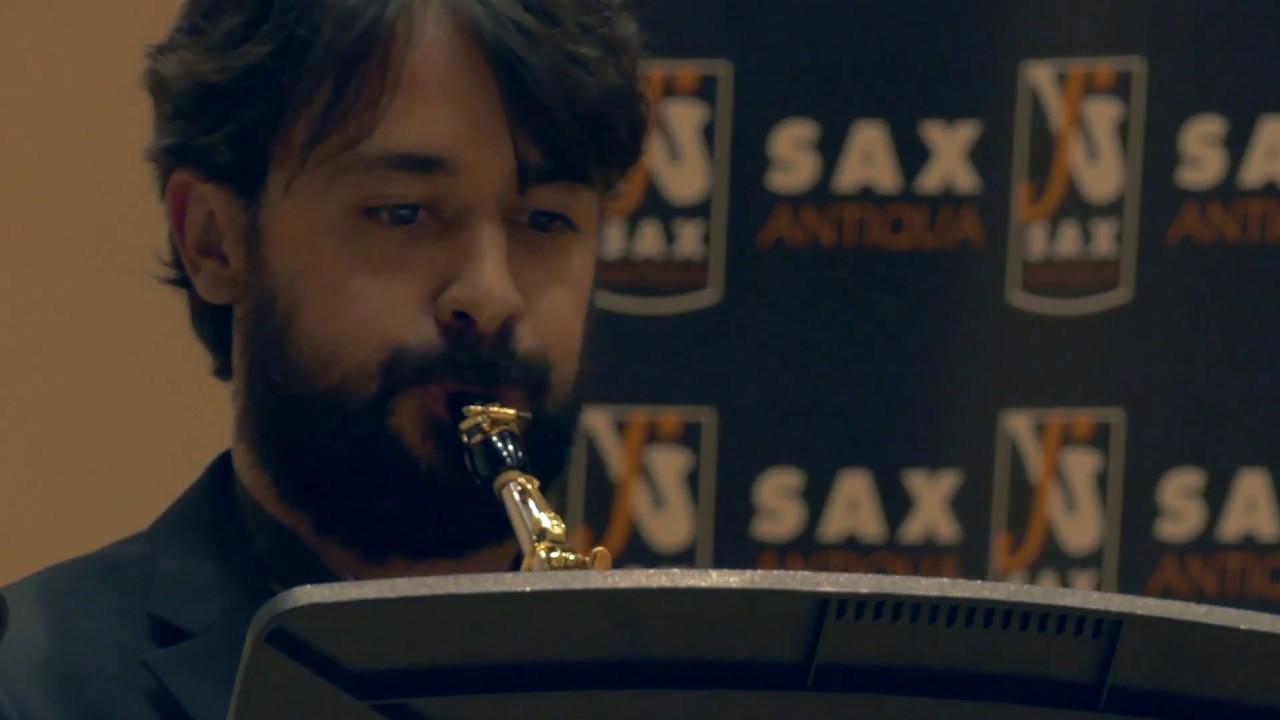 Sax Antiqua: Tercio de Quites. Pasodoble de Rafael Talens Pelló