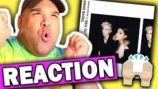 Troye Sivan ft. Ariana Grande - Dance To This [REACTION]