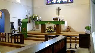 Eucharist Trinity 8