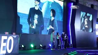 [Brasil Game Show 2017] Hideo Kojima recebe prêmio e responde perguntas do público
